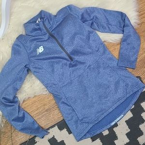 New Balance pullover sweater blue size 2XS